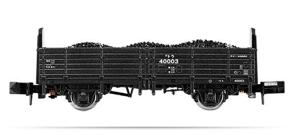14号 トラ40000形